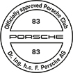 Officially approved Porsche Club 83